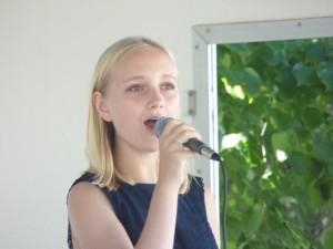 Ida Björkman Traktens Talanger 2016