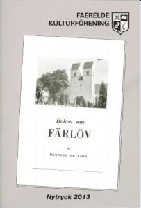 Boken om Färlöv av Henning Olsson xx kr