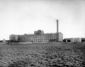 Sockerbruket början 1900