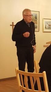 Årsmöte Göran Wemmenborn